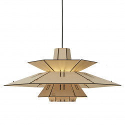 PM5 hanglamp – Naturel