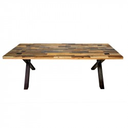 Outlet Tafel: ABLE pallet hout (normaal)