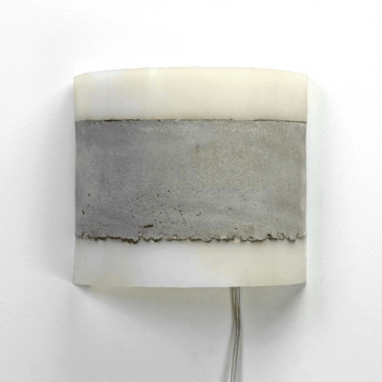 CONCRETE wand lamp