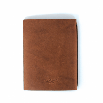 NOTE - Leather notebook