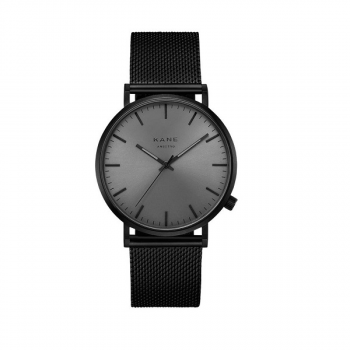 Watch I Black Out Black Mesh