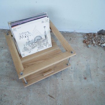 Rolling LP stand