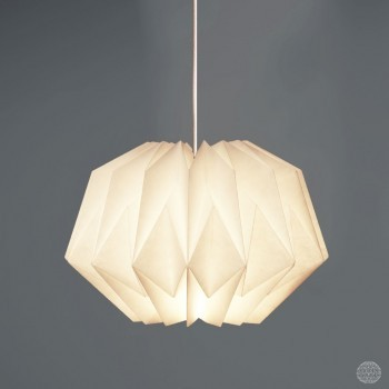 Ilyas Small Wit - Hanglamp