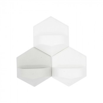 MonoPlanter Concrete White 3 pack