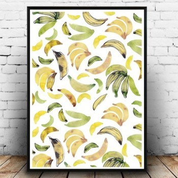 Poster Grafisch Ontwerp: 'Monkey world'|Print| Art
