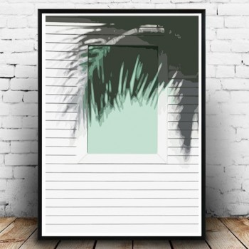 Poster Grafisch Ontwerp: 'Day At The Beach'| Print
