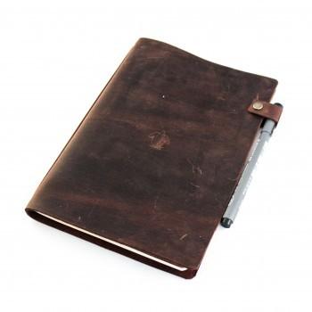 NOTE - Leather notebook A5