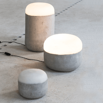 CONCRETE outdoor lamp Medium