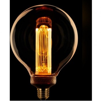 LED Kooldraad Globe 125 Amber