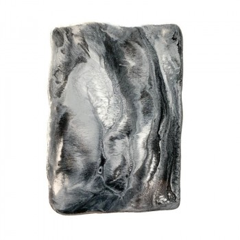 Plateau marmer - Grey marble square