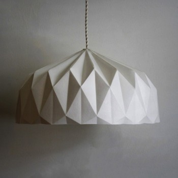 Origami Convex Large Lamp