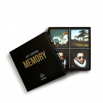 Arty-Shock Memory Game