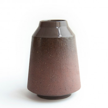 Vase Clay Collection | Medium-dark | Model 2