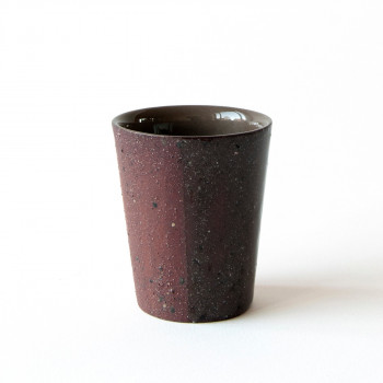 Espresso cup Fifty-fifty | Dark
