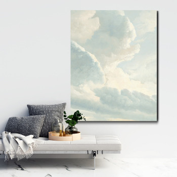 Behangpaneel Clouds 80*100 cm