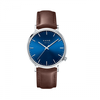 Watch I Blue Arctic Vintage Brown