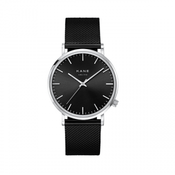 Watch I Black Code Black Mesh
