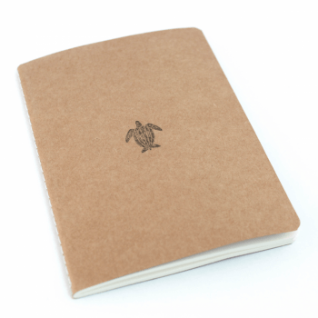 KRAFT A6 - Paper Notebook