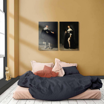 Arty-Shock Romantic Marten - Small - 60 x 90 cm