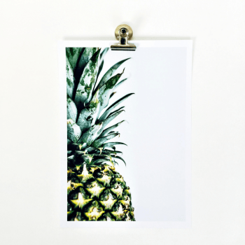 ✖ Print los Pineapple by day
