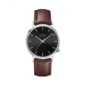 Watch I Black Code Vintage Brown