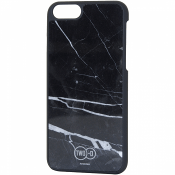 Marmer Zwart - iPhone 6/7 case
