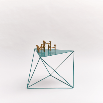 Wiretable 3X60°, Mint Turquoise