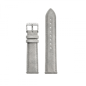Watch Strap I Urban Grey | Silver Buckle