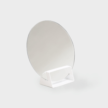 Lente Label - Tube Mirror White