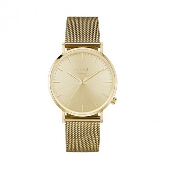 Watch I Gold Rush Gold Mesh