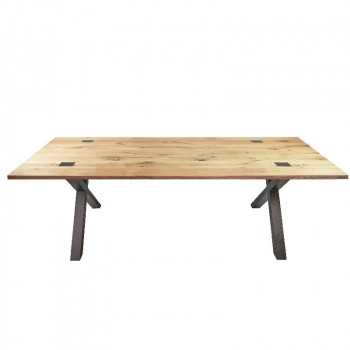 Upcycle eettafel wagonhout Outlet