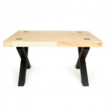 Outlet Tafel SIDE ABLE pallet hout