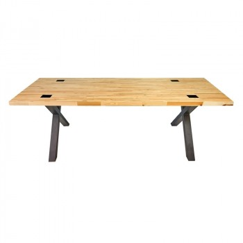 Tafel ABLE pallet hout (geperst)