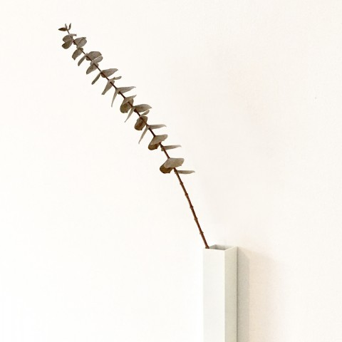 Square Wall Vase
