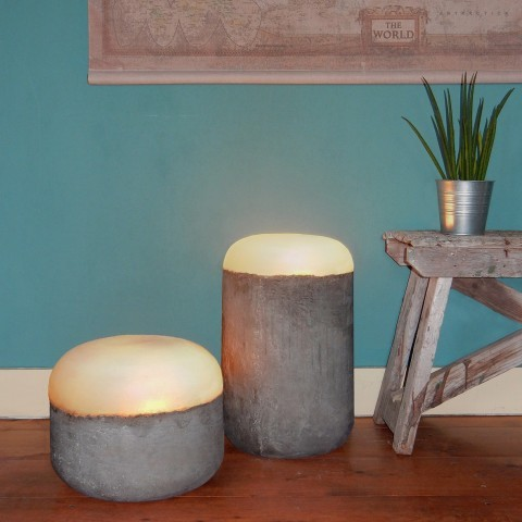 CONCRETE outdoor lamp Small