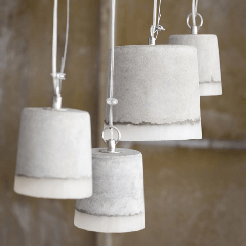 CONCRETE hanglamp Small
